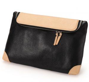 کیف چرم کلاچ